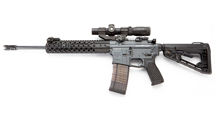 wilson combat AR Tactical Lightweight