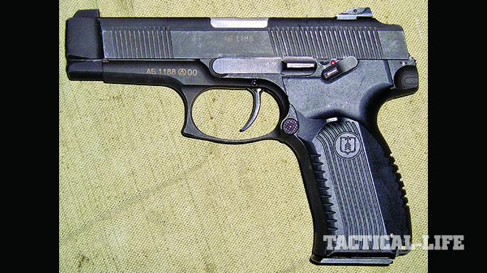 Yarygin Pya soviet pistols