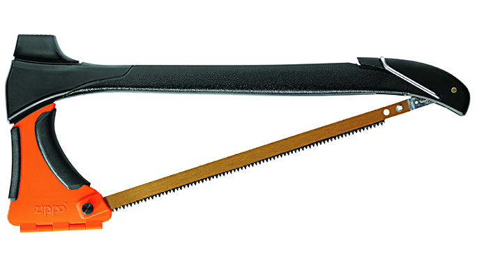 Zippo 4-In-I Woodsman axes