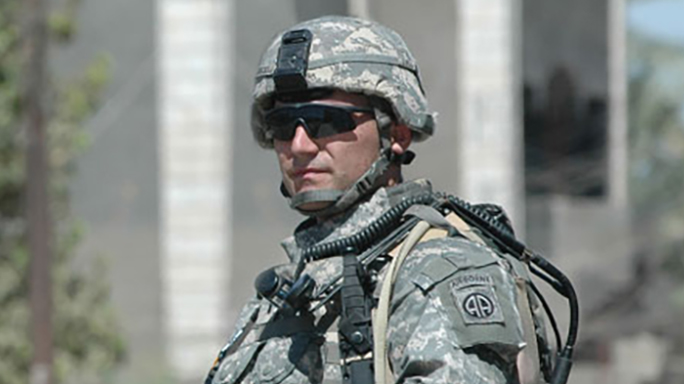 us army Gentex Advanced Combat Helmet generation ii