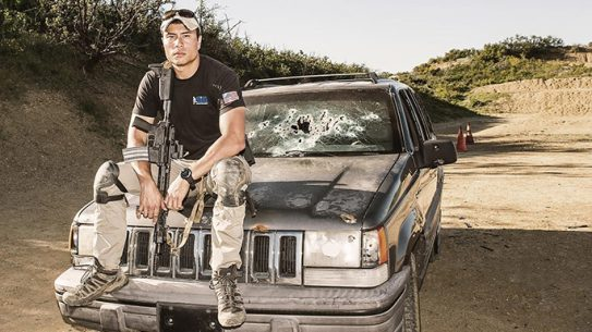 Aaron Barruga Athlon Outdoors Tactical Field Editor