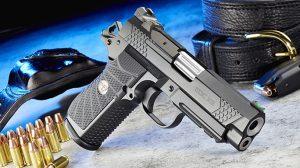 Wilson Combat EDC X9 Pistol ammo lead