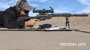 Modern Outfitters MR1 rifle range test