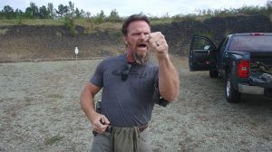 Pat McNamara Dumbbell Snatches Target Shooting