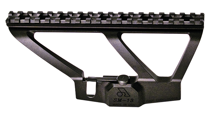 Arsenal SM-13 ak mount