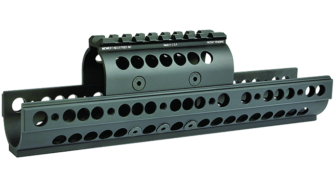 12 Rails and Mounts for Installing Optics & Accessories on