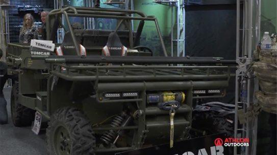 shot show vehicles