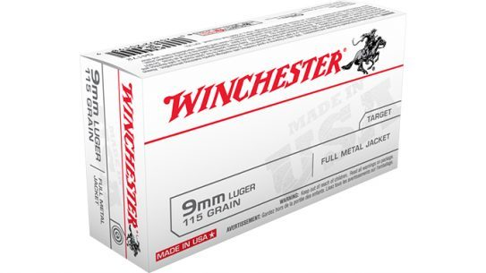 winchester modular handgun system program