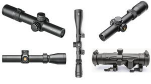 tactical ar scopes