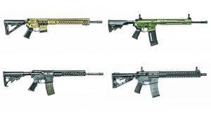7 AR-Platform Rifles 6.8 SPC 2017