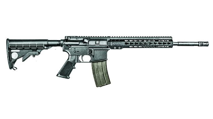 Armalite M-15 LTC 6.8 SPC rifle
