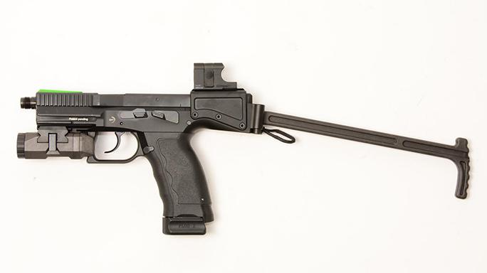 USW-A1 9MM PISTOL