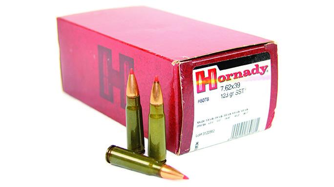hornady ak rounds