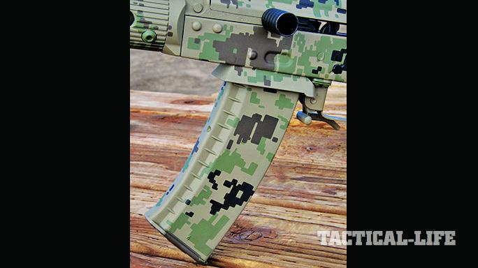 AJAK-74 enhanced magazine