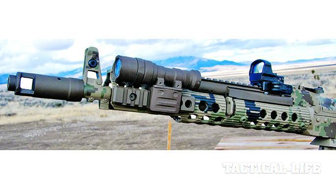 AJAK-74 enhanced rifle