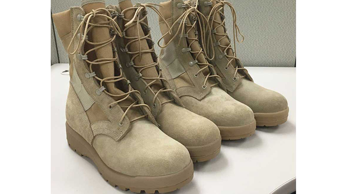 propper us army boots