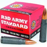 red army standard ak rounds