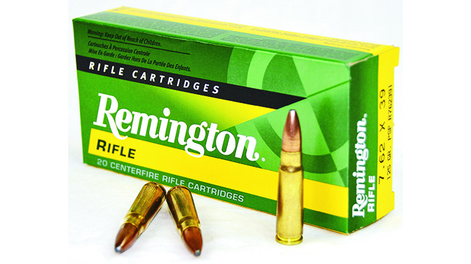 remington ak rounds