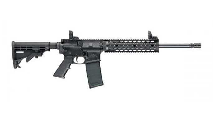 Smith Wesson M&P15T AND M&P15X ar rifle