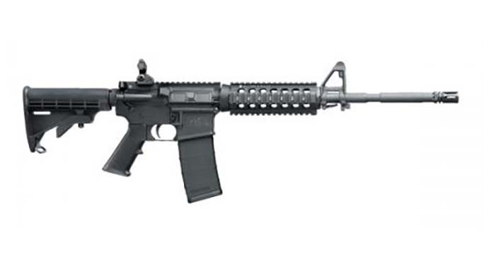 Smith Wesson M&P15X rifle