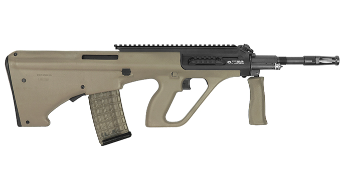 steyr AUG A3 M1 Long Rail
