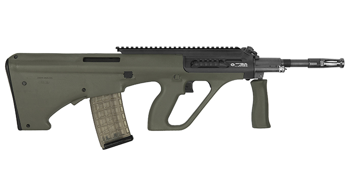 steyr AUG A3 M1 Long Rail rifle