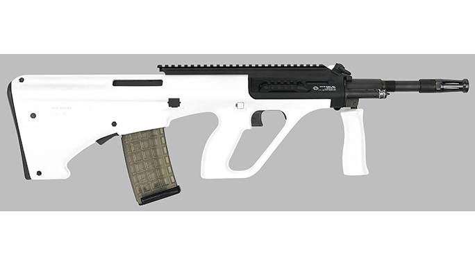 AUG A3 M1 Long Rail