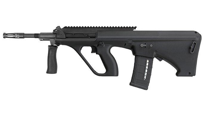 AUG A3 M1 Long Rail 5.56