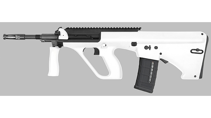 AUG A3 M1 Long Rail white