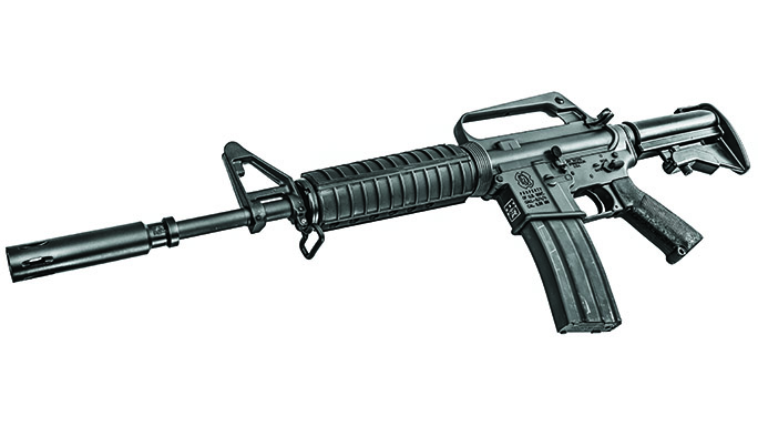 Troy GAU-5/A/A rifle