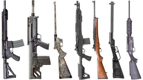 tactical home defense rifles