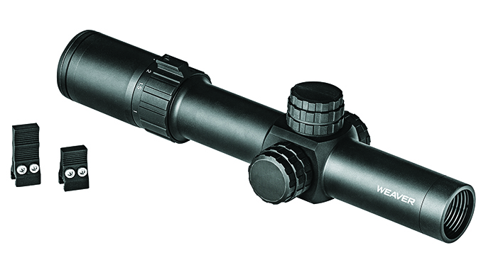 Weaver ar scopes