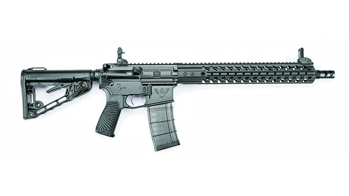Wilson Combat Recon SR Tactical 6.8 SPC rifle