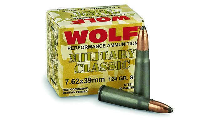 wolf performance ak rounds