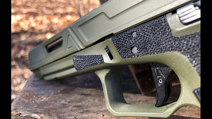 Agency Arms Glock 34 build accelerator cut