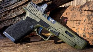 Agency Arms Glock 34 build lead
