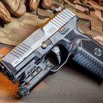 FN American FN 509 Pistol camo