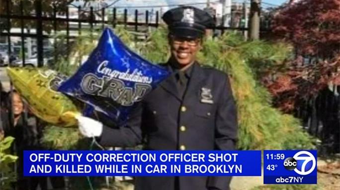 new york police ambush