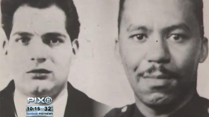 Joseph Piagentini and Waverly Jones police ambush