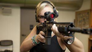 Texas Road Trip American Sportsman Shooting Center optics