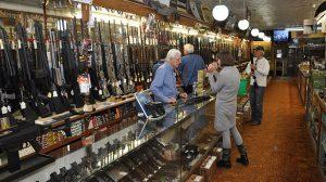 Texas Road Trip Ray's Sporting Goods floor