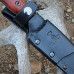 Wyatt Sutherby fixed blade