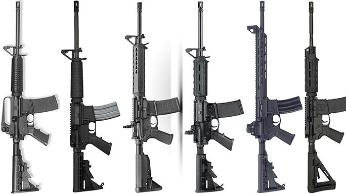affordable ar-15 rifles