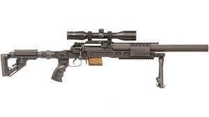 B&T SPR300 rifle black