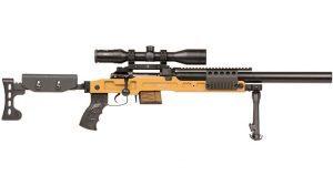 B&T SPR300 bolt action rifle