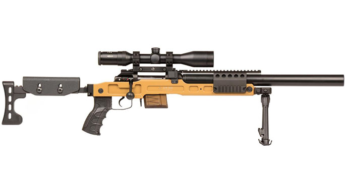 B&T SPR300 bolt action rifle