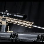 CMMG Mk3 6.5 Creedmoor rifle beauty shot