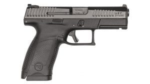 new rifles and pistols CZ P-10 C