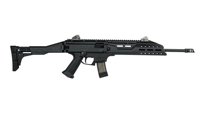 CZ 9mm carbines