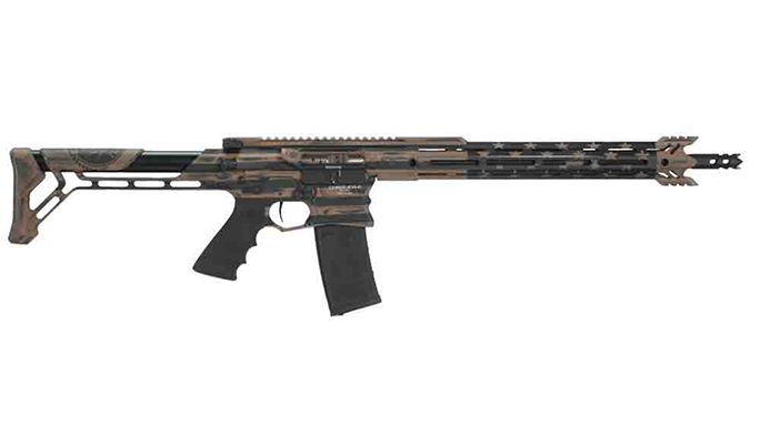 cobalt kinetics chris kyle glory tribute rifle right profile